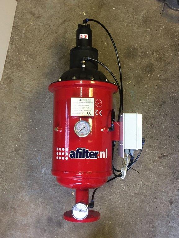 zelfreinigend filter 20-35 m3/h self cleaning filter 20-35 m3/h by afilter.eu