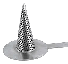 Temporary Strainers Witch Hat
